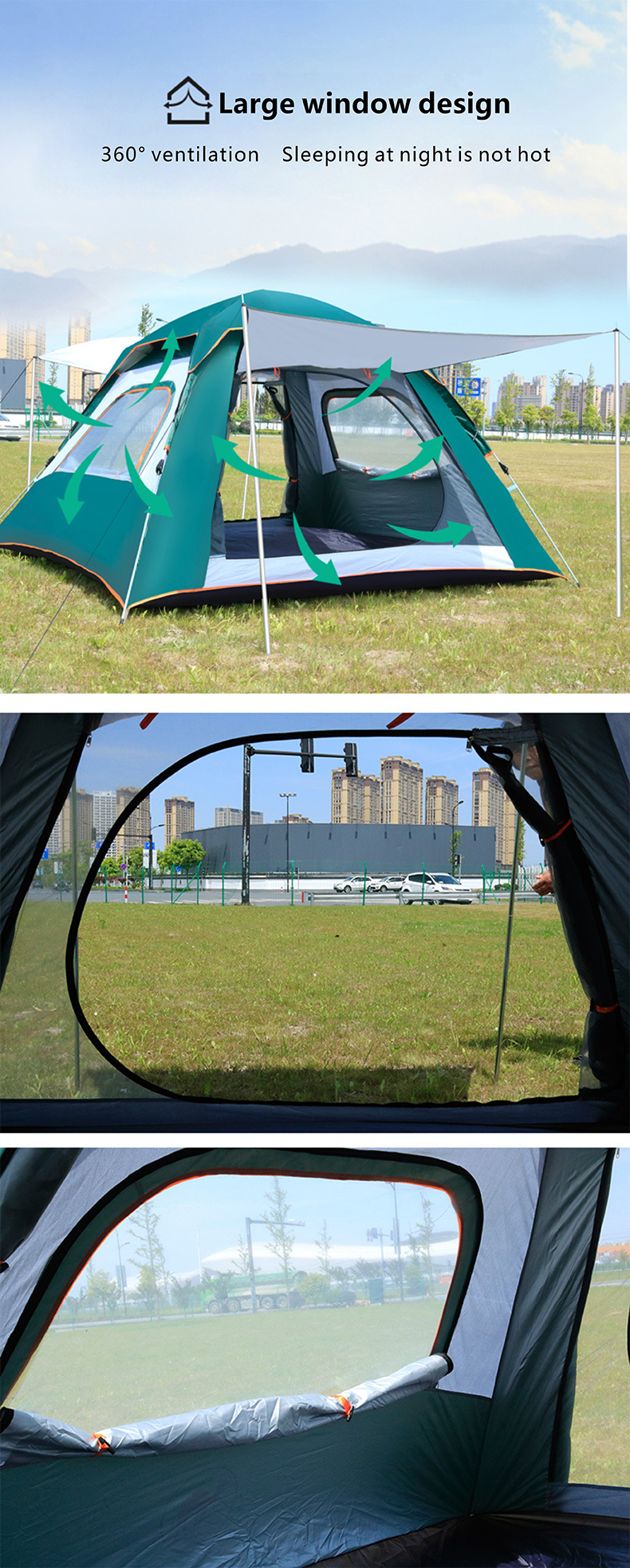 Four-sided round door tent DFT-CQ07 (5).JPG