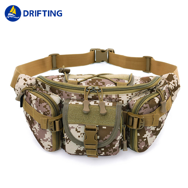 Outdoor Camouflage Pocket DFT-9101
