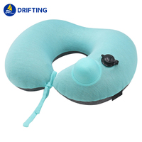 Inflatable neck pillow DFT-MT706