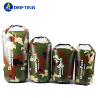 Camouflage waterproof bag DFT-607