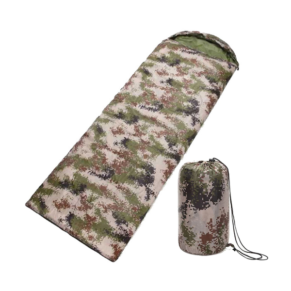Camouflage sleeping bag DFT-GD190807