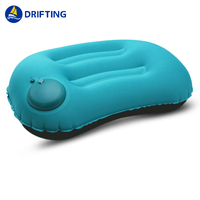 TPU semi-circular pressing inflatable pillow  DFT-MT502