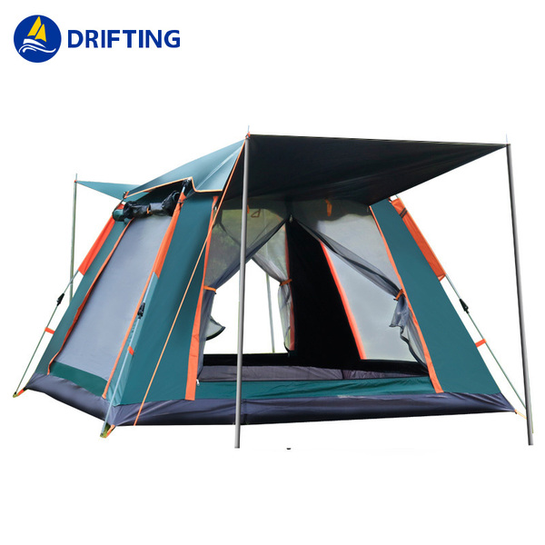 Four-sided T-shaped door tent DFT-CQ02