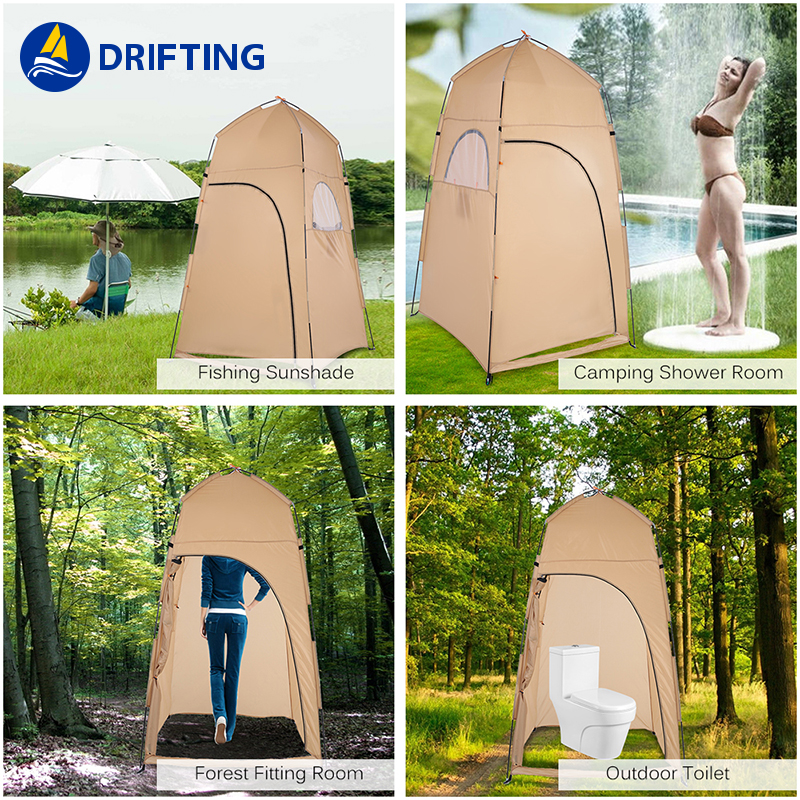 Instant Portable Outdoor Shower Tent DFT-XZ2 (4).jpg