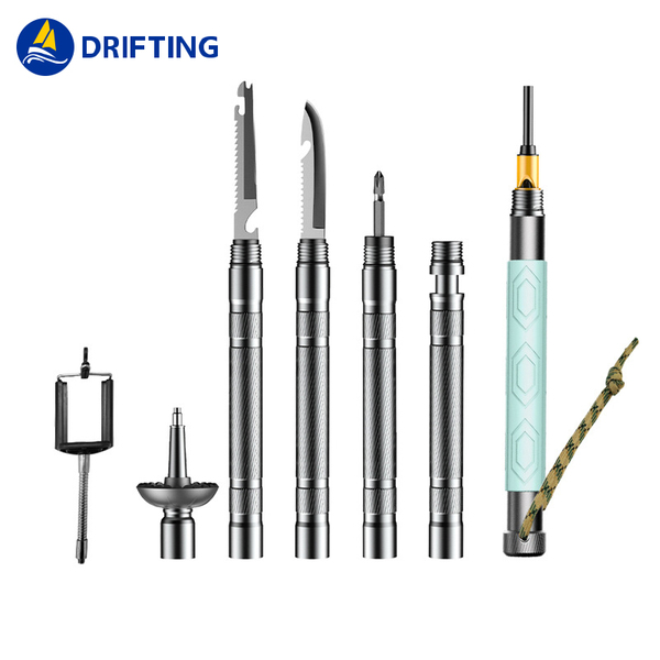 Multi-function alpenstock DFTN7