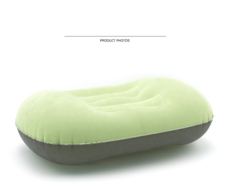 Children's Flocking Cloth Inflatable Pillow (Cushion) (11).JPG