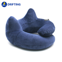 Inflatable neck pillow DFT-MT627