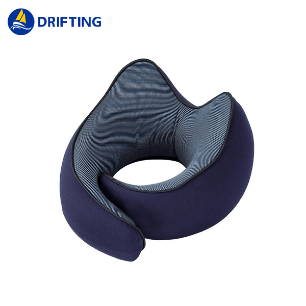 Memory cotton U-shaped neck pillow DFT-MT411