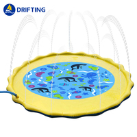 Children's water spray pad DFT-MT305