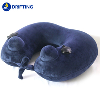 Inflatable neck pillow DFT-MT427