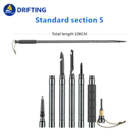 Multi-function alpenstock DFTN1