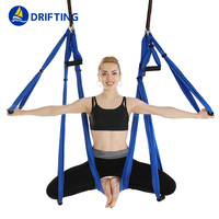 Handle yoga hammock DFT-YT0103