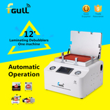 Automatic Laminating Debubblers One machine lcd panel repair machine manufacturer shipment