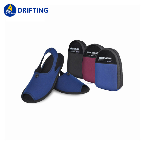 Business Travel 2 in 1 Slippers DFT-MT122