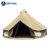 Large outdoor yurt camp tent DFT-T6