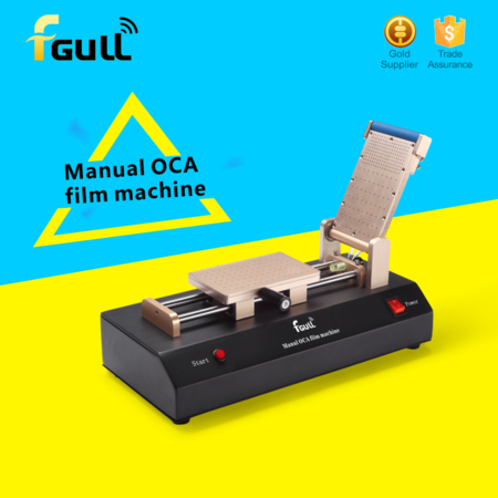 Manual OCA film machine